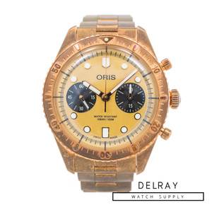 Oris Diver Chronograph Holstein Edition 2020 *Limited Edition*