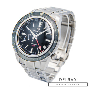 Grand Seiko SBGE201 Spring Drive GMT *2019 Box and Papers*
