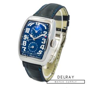 Dubey and Schaldenbrand Aerodyn Duo Blue Dial *UNWORN*