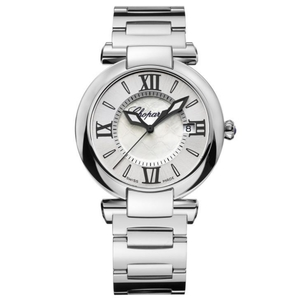 New Chopard Imperiale 36 Silver Dial on Bracelet