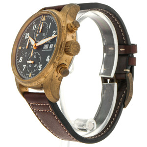 IWC Pilot Spitfire Chronograph Bronze