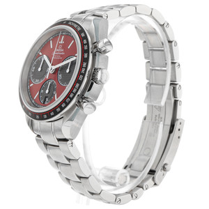 Omega Speedmaster Racing Red Dial