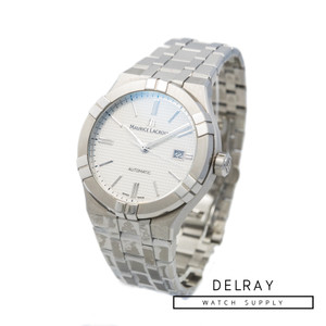 Maurice Lacroix Aikon Automatic Silver Dial *Store Display*