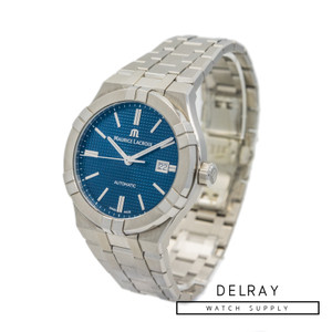 Maurice Lacroix Aikon Automatic Blue Dial *Store Display*