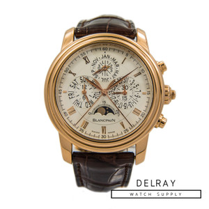 Blancpain Le Brassus Perpetual Calendar Split-Seconds Chronograph *ON SPECIAL*