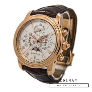 Blancpain Le Brassus Perpetual Calendar Split-Seconds Chronograph