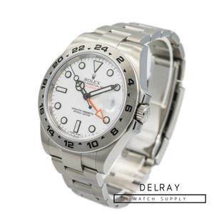 Rolex Explorer II Polar 216570 *UNWORN 2020*