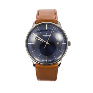 Junghans Meister Mega Radio-Controlled Blue Dial *UNWORN* *ON SPECIAL*