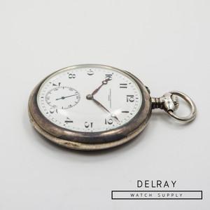 Vacheron Constantin Vintage Pocket Watch Enamel Dial