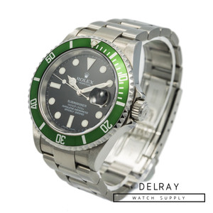 Rolex Submariner *50th Anniversary Kermit* 16610LV