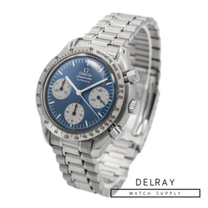 Omega Speedmaster Reduced Blue Dial *Japan Special Edition*