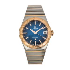 Omega Constellation Co-Axial Two Tone