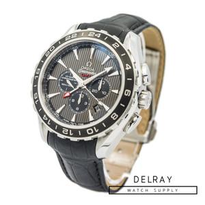 Omega Seamaster Aqua Terra Co-Axial GMT Chronograph *UNWORN*