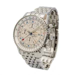 Breitling Navitimer World A2432212 *2019 Box and Papers*