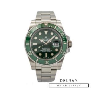 Rolex Submariner *Hulk 2020* 116610LV *ON HOLD*