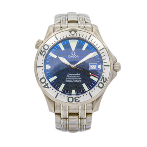 Omega Seamaster Professional *Titanium Blue Dial* *ON SPECIAL*