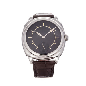 Laurent Ferrier Galet Micro-Rotor Square Boréal *ON SPECIAL* *Wire Only*