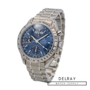 Omega Speedmaster Day-Date 3523.80 Blue Dial