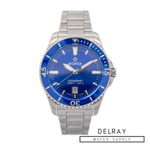 Monta Oceanking Gen 2 *Blue Dial* *2020*