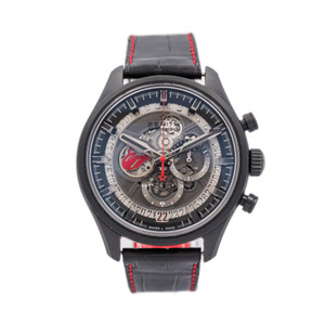 Zenith El Primero Skeleton Tribute to The Rolling Stones *Limited Edition* *ON SPECIAL*