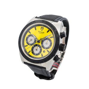 Tudor Fastrider Chronograph *Yellow Dial* *UNWORN*