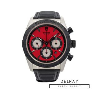 Tudor Fastrider Chronograph *Red Dial* *UNWORN*