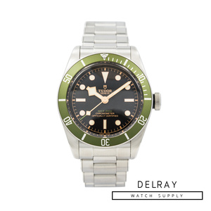 Tudor Black Bay *Harrods Special Edition* *Box and Papers*