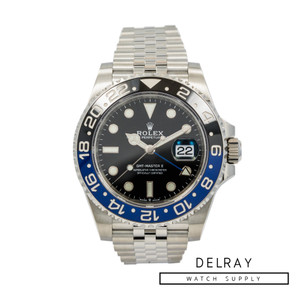 Rolex GMT-Master II 126710BLNR *Batgirl* *UNWORN*