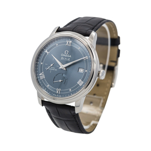 Omega De Ville Prestige Co-Axial Chronometer *Blue Dial*