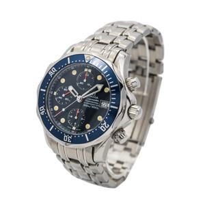 Omega Seamaster Professional 300M Chronograph Diver 2599.80 *Blue Dial*