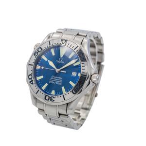 Omega Seamaster Professional 300 M *Blue Dial*