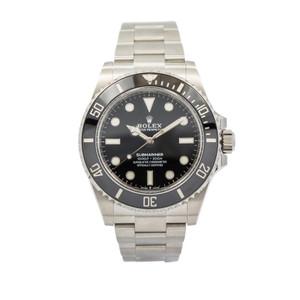 Rolex Submariner 124060 *UNWORN* *Box and Papers*
