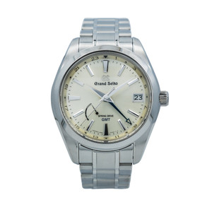 Grand Seiko Heritage Spring Drive GMT SBGE205 *Box and Papers*
