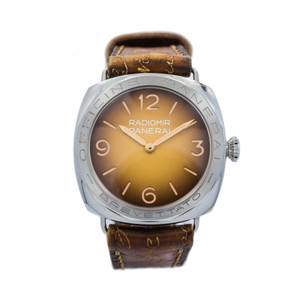 Panerai Radiomir 3 Days Acciaio Brevettato Tropical *Limited Edition* *Box and Papers*