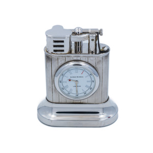 Dunhill 'Longitude' Table Lighter / Clock *Limited Edition*