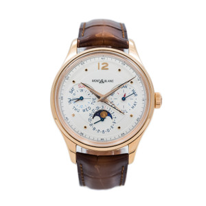Montblanc Heritage Perpetual Calendar *Limited Edition* *2020* *Box and Papers*