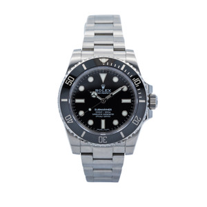 Rolex Submariner 114060  *Box and Papers* *2019*