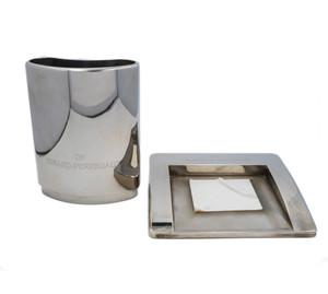 Girard-Perregaux 2-Piece Metal Desk Set