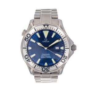 Omega Seamaster 300 M Quartz *Blue Dial*