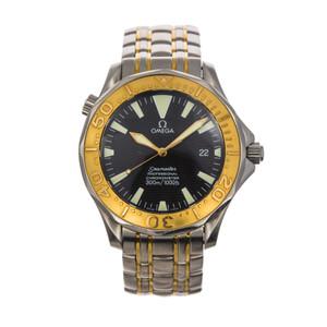 Omega Seamaster Diver 300 M Two-Tone