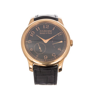 FP Journe Chronometre Souverain Boutique Edition