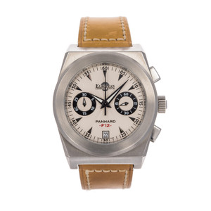 European Company Watch Panhard Chronograph F12 *Store Display*