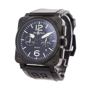 Bell & Ross BR03-94 PVD Chronograph
