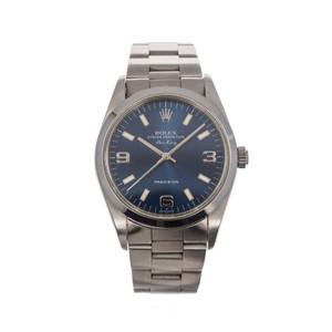 Rolex Air-King 14000 *Blue Dial*