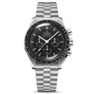 New Omega Speedmaster Moonwatch Professional Co-Axial Hesalite on Bracelet