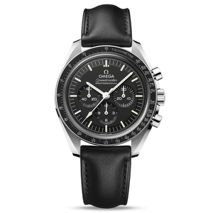 New Omega Speedmaster Moonwatch Professional Co-Axial Sapphire on Strap