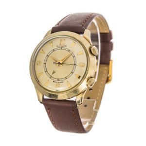 Jaeger-LeCoultre Vintage Memovox 'Wrist Alarm'