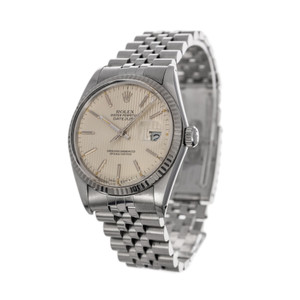 Rolex Datejust 16014 * Tapestry Dial*