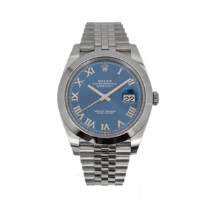 Rolex Datejust 41 126300 *2020* *Blue Dial*