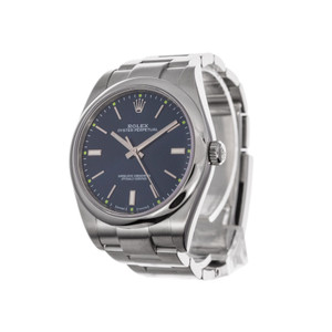 Rolex Oyster Perpetual 39 Ref. 114300 *Blue Dial*